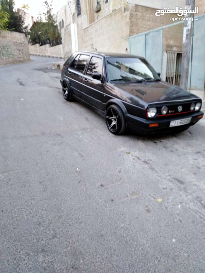 Volkswagen Golf car for sale 1995 in Amman city
