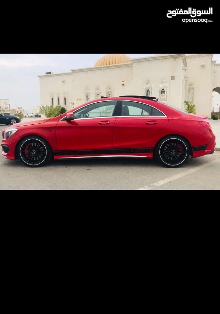 Mercedes Benz CLA car for sale 2016 in Muscat city