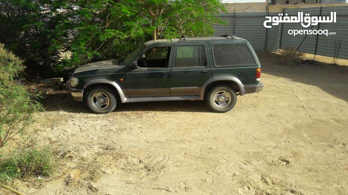 Ford Explorer 1997 For sale - Green color