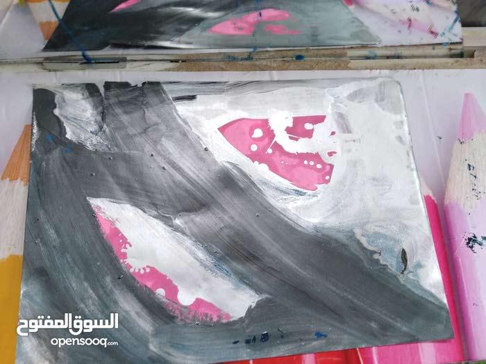 لوحات رسم للمهتمين بالفن التجريدي