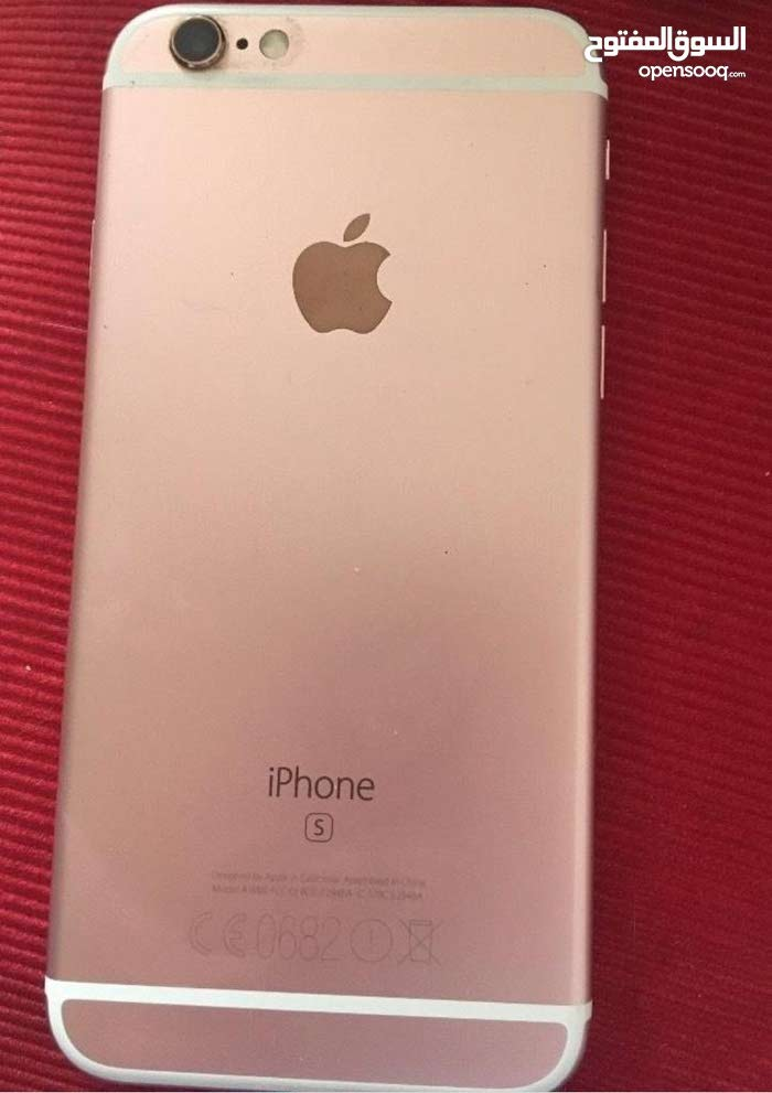 Apple iPhone 6s 64Gb Rose Gold For Sell