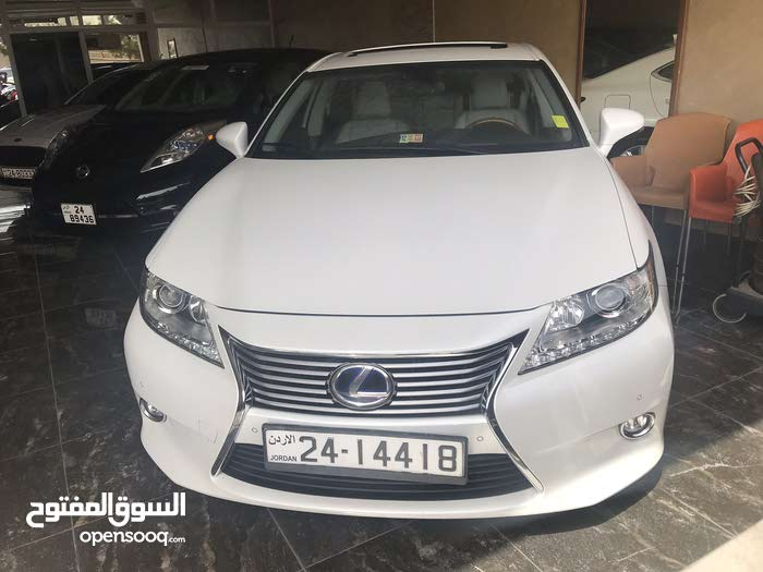 Lexus ES 2014 - Used