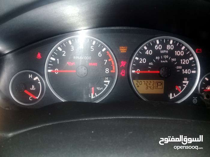 Available for sale! +200,000 km mileage Nissan Pathfinder 2008