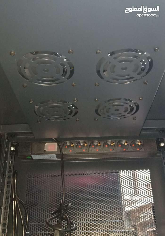 Rack Quality 42U 600*800 راك شبكات مستورد
