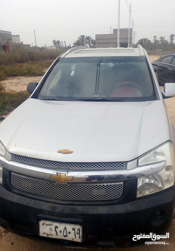 2008 Used Equinox with Automatic transmission is available for sale