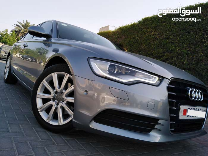 2015 AUDI A6 35TFSI... Under warranty... Full Insured... Expat family used car