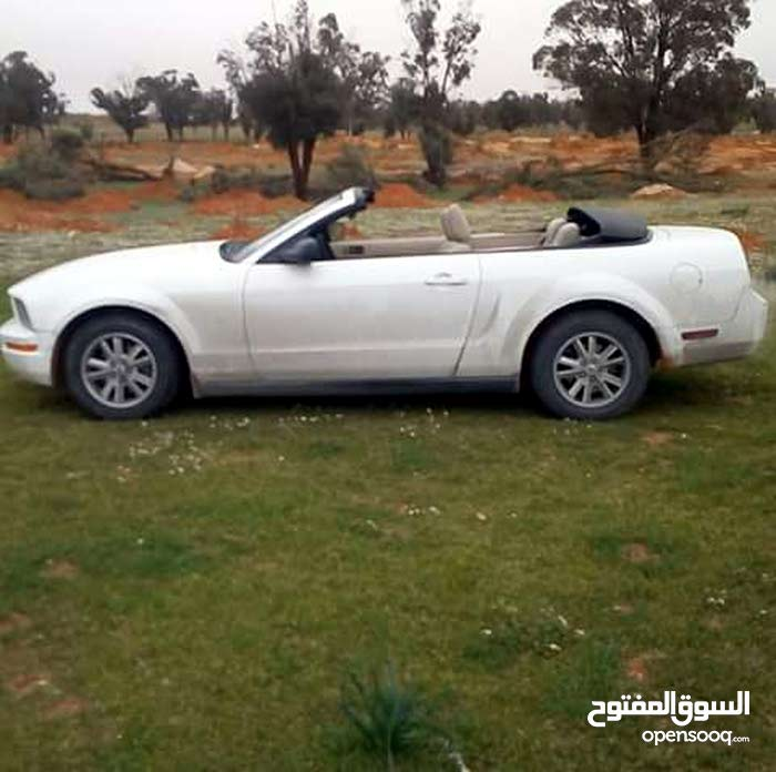 Used 2007 Ford Mustang for sale at best price