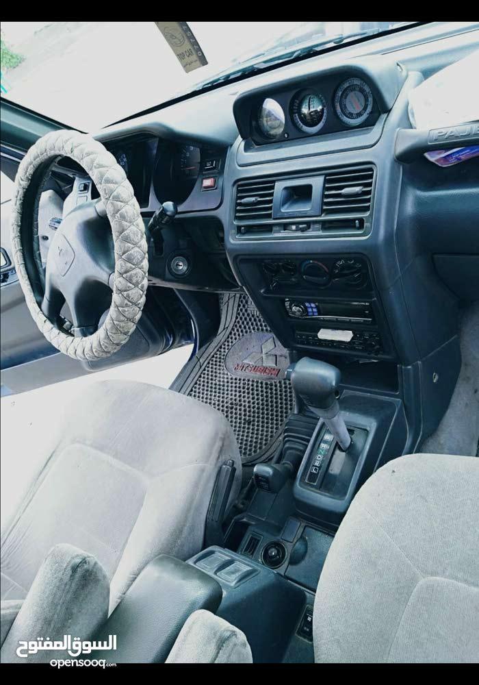 Available for sale! +200,000 km mileage Mitsubishi Pajero 1997
