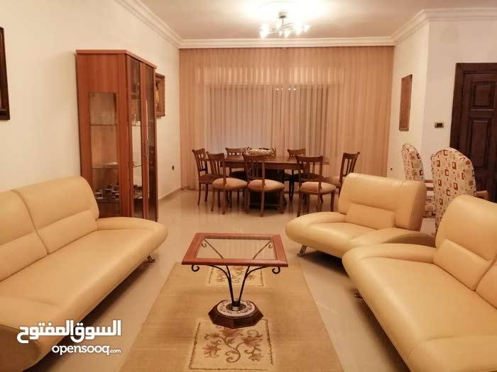 شقة مفروشة للإيجار طابق ارضي  . دير غبار