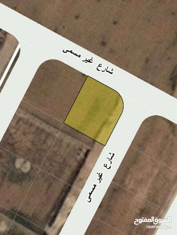 للبيع ارض 509 م في الذهيبه الغربيه أكرم رمضان