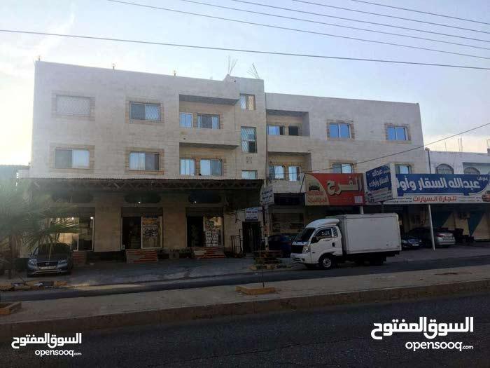 شقق بناء جديد الرمثا الشارع الرئيسي للإيجار