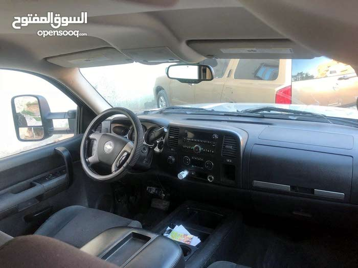Automatic Grey Chevrolet 2008 for sale