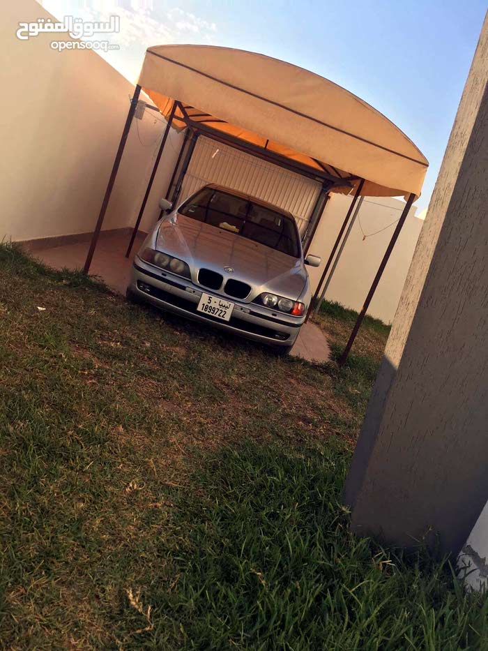Used condition BMW 525 2000 with 160,000 - 169,999 km mileage