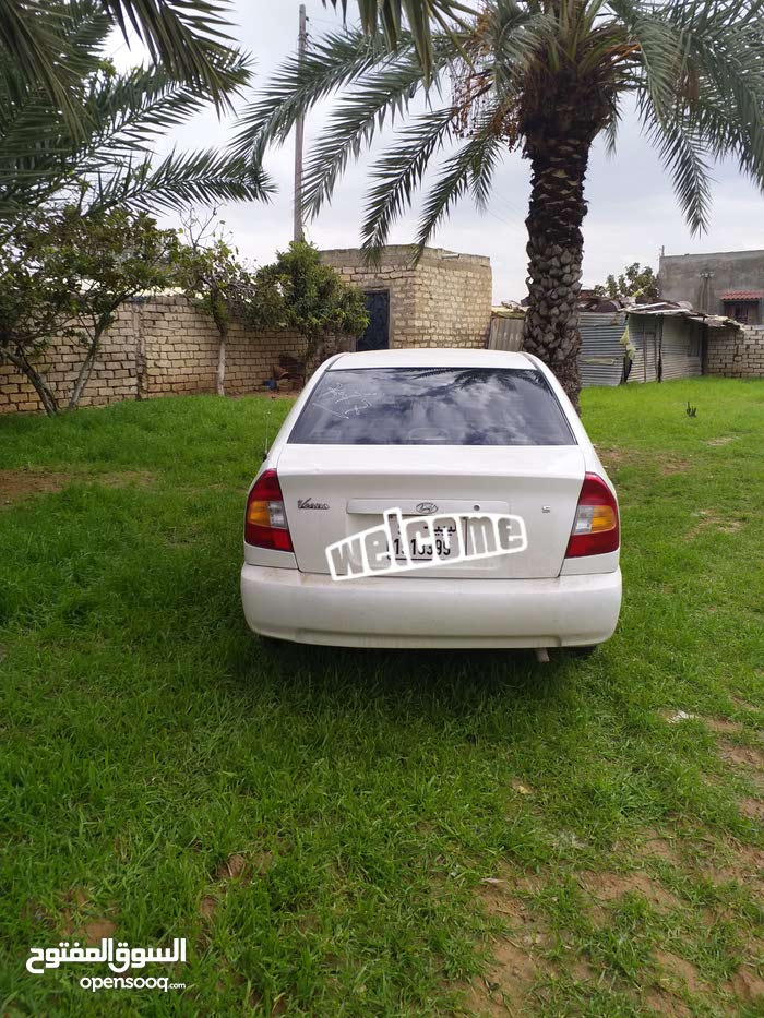 Verna 2002 for Sale