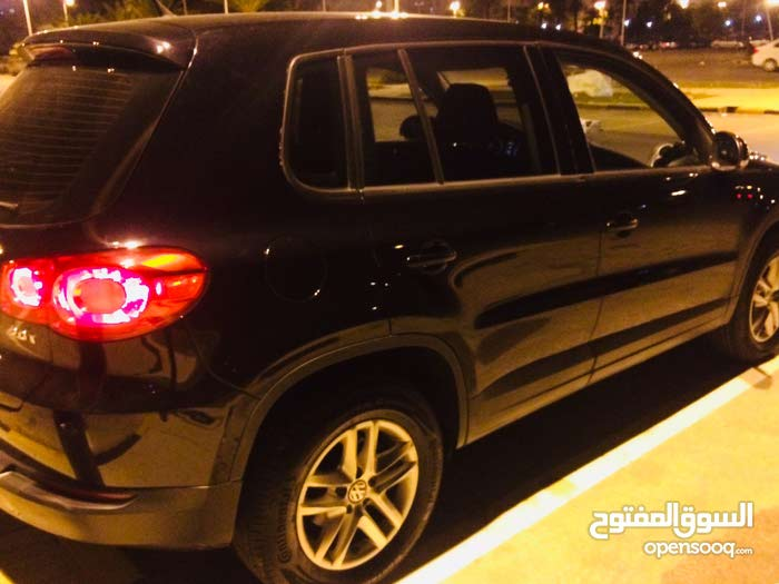km Volkswagen Tiguan 2011 for sale