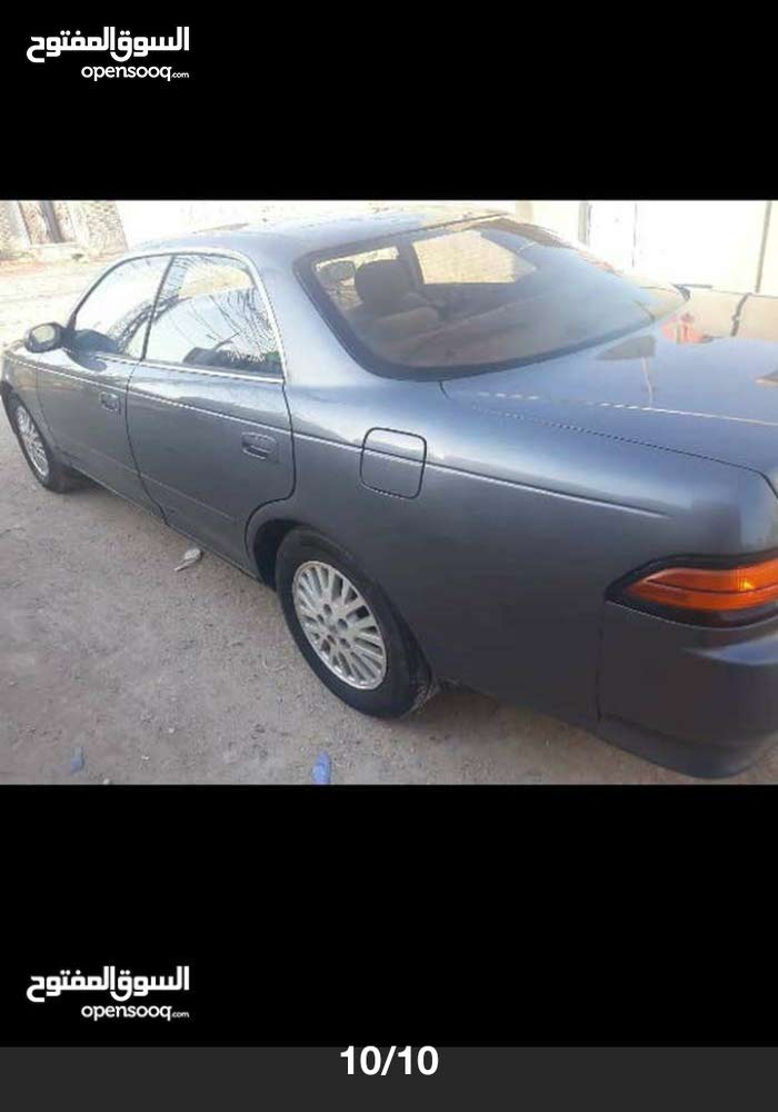 Used Toyota Mark 2 for sale in Basra
