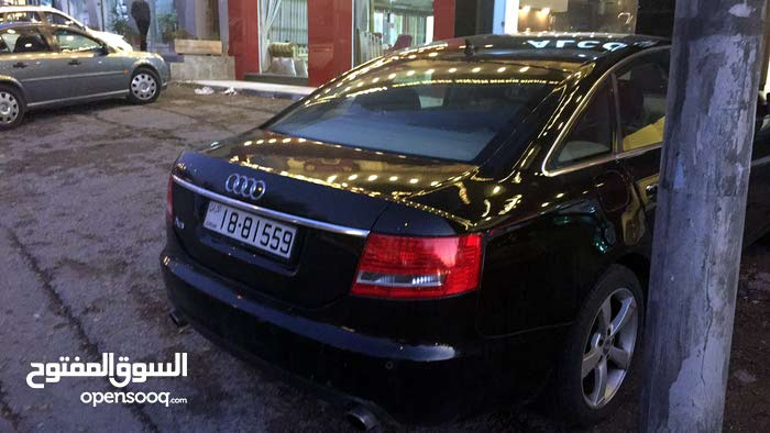 Used condition Audi A6 2007 with 110,000 - 119,999 km mileage
