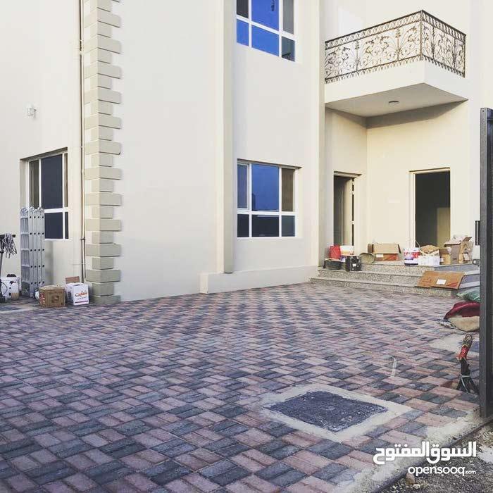 Murtafaat Alamerat neighborhood Amerat city - 355 sqm house for sale