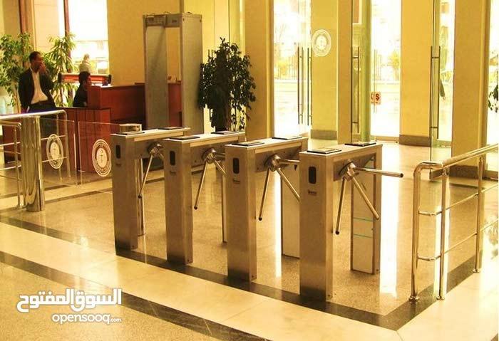 انظمة تحكم فى الدخول والخروج فى الاماكن العامة