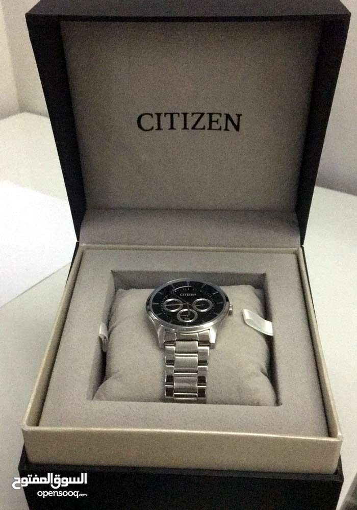 Citizen stainless steel Brand New *UNUSED*