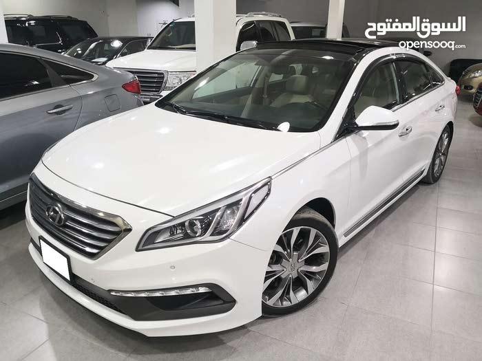 Hyundai Sonata 2.0T Bahrain Agency