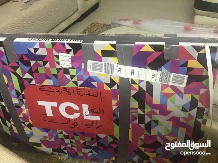 تلفزيون شاشة  سمارت نوع TCL مقاس 40 بوصة جديد وارد دبي