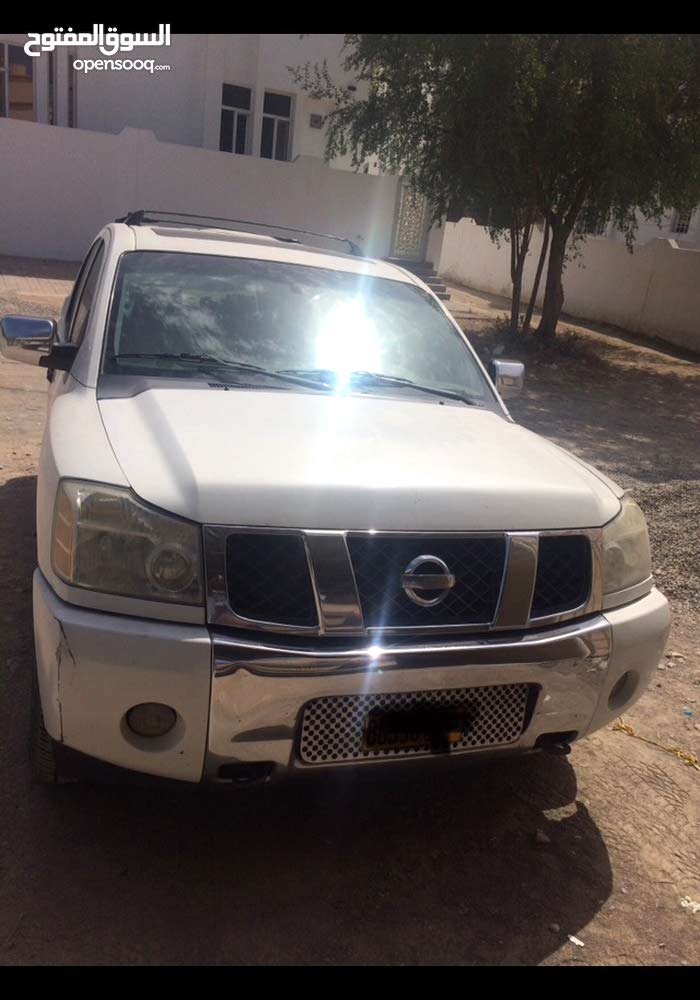 Automatic Nissan 2006 for sale - Used - Muscat city