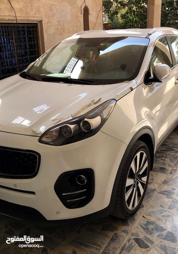 For sale Sportage 2017
