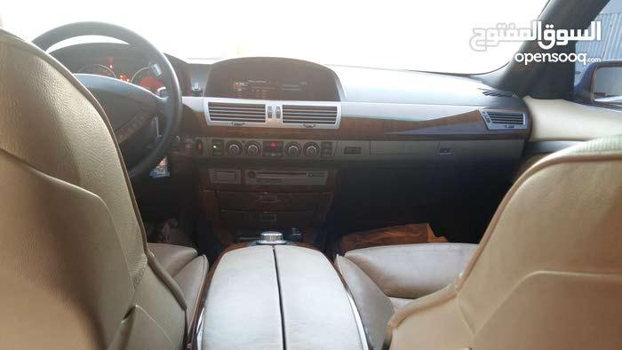 BMW 750 in Al Ain