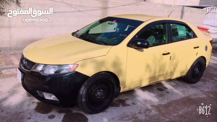 Automatic Kia 2013 for sale - Used - Baghdad city