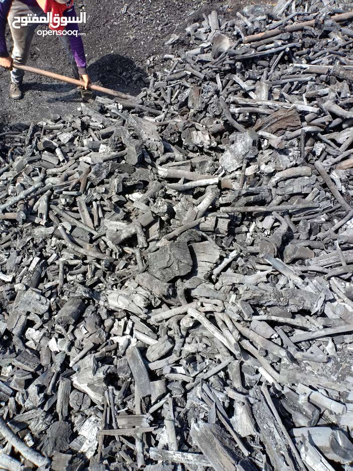 جميع أنواع الفحم النباتى