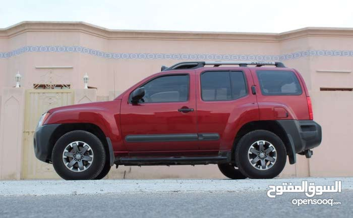 Red Nissan Xterra 2014 for sale