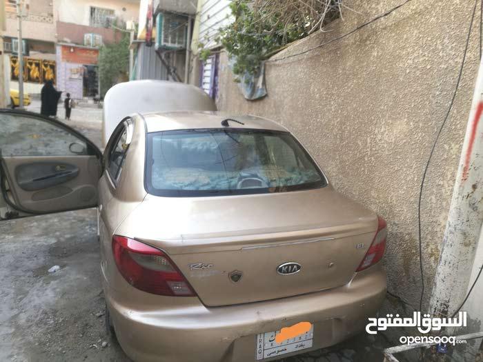 ريو 2000 سيارة نظيفة كير عادي حلوو تبريد كهربائيات شغاله محرك جديد