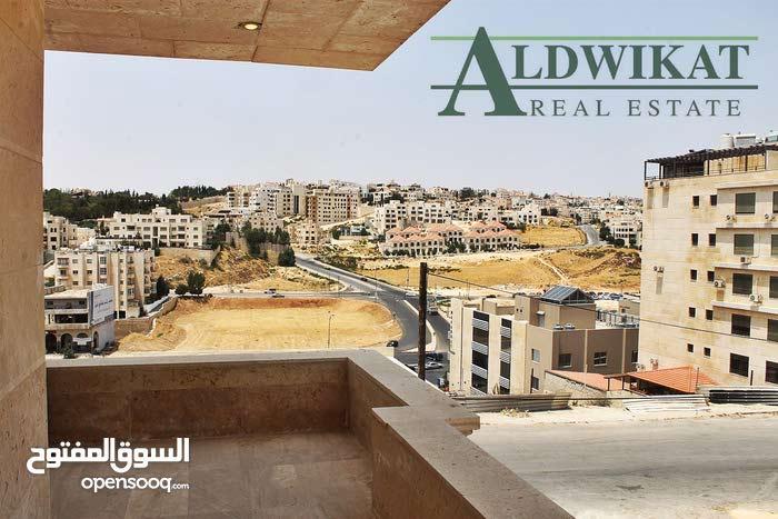 شقق مميزة للبيع في الاردن - عمان - خلدا , مساحة البناء 273م / مساحة ترس 6م