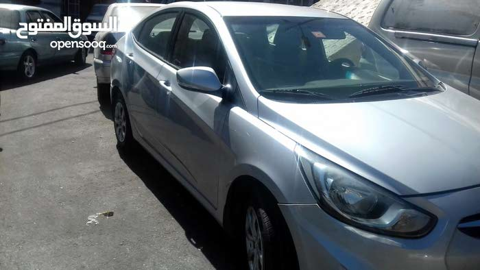 For sale 2013 Silver Accent