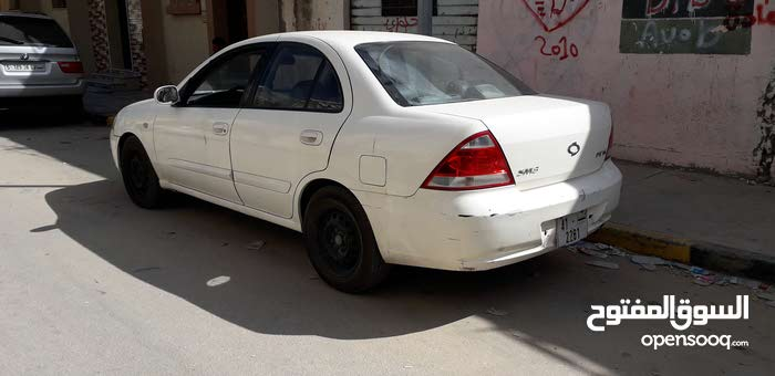 Used condition Samsung SM 3 2008 with +200,000 km mileage