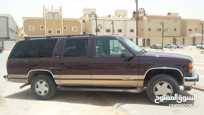 GMC Suburban Used in Al Riyadh