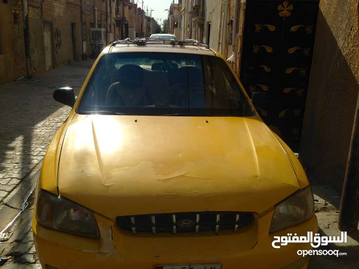 Hyundai Accent made in 2001 for sale