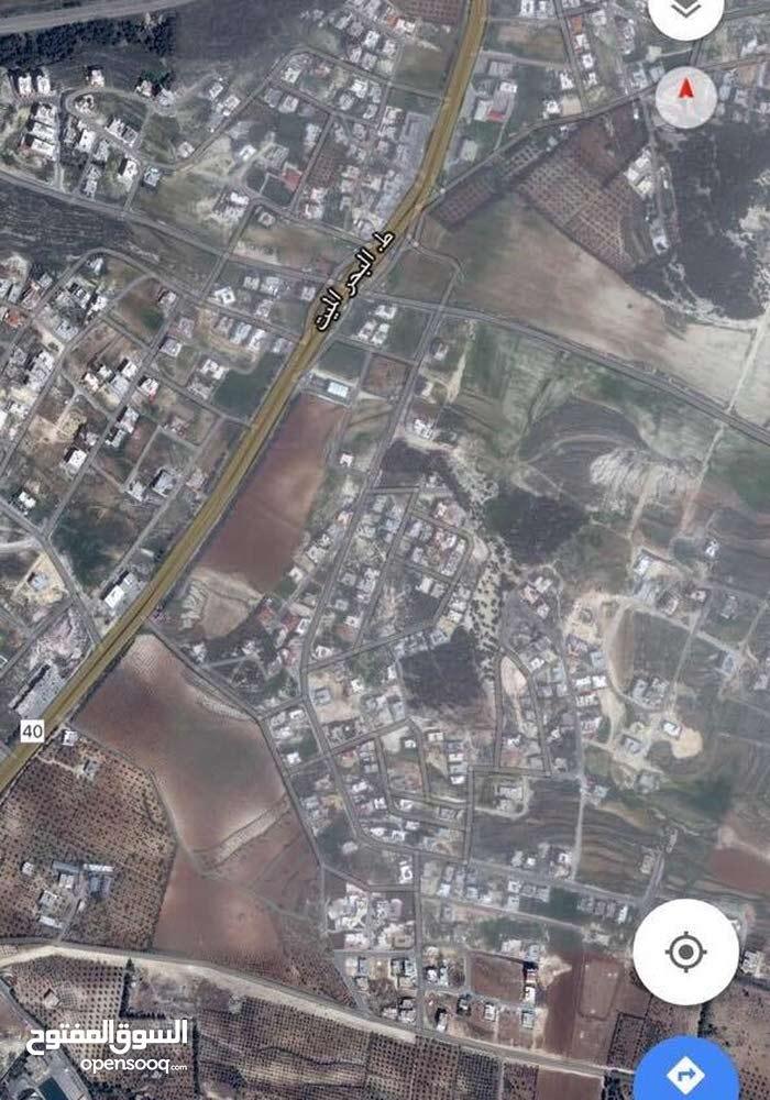 ارض للبيع بلعاس مساحه 7 دونمات قطعه مميزه جدا