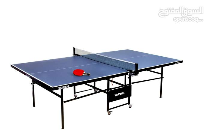 Baraka sports table tennis yaping ping pong with net and holder and 3 stars rackets and balls
