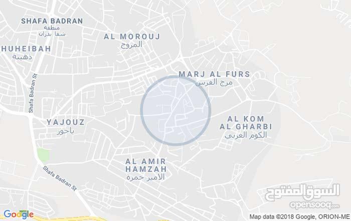 قطع اراضي في شفا بدران جميع الاحواض