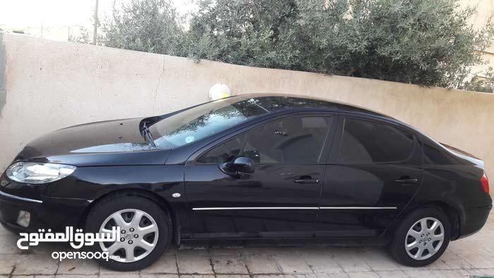 Peugeot 407 car for sale 2009 in Amman city