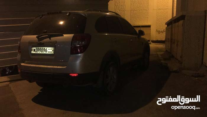 Used Chevrolet Captiva in Northern Governorate