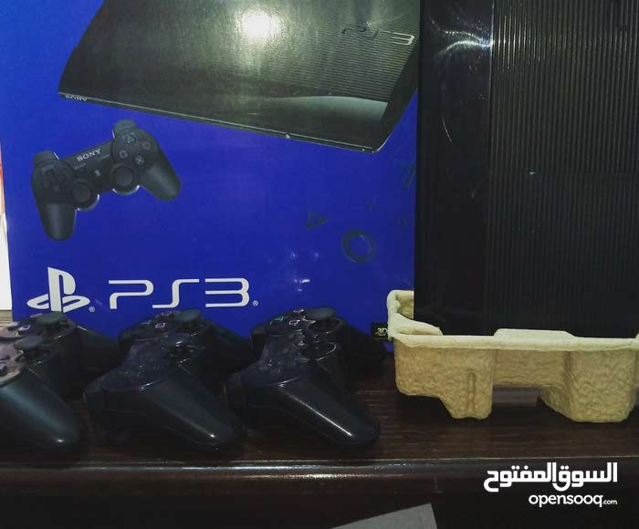 Zarqa - Used Playstation 3 console for sale