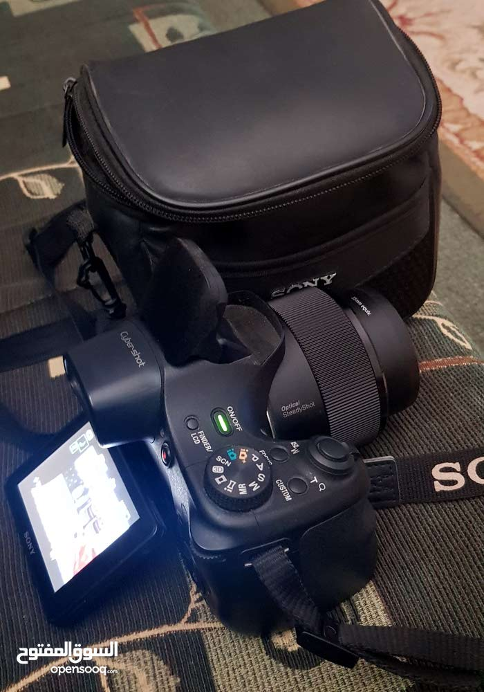 كميره سوني HD AVC HD ..... DSC-HX300