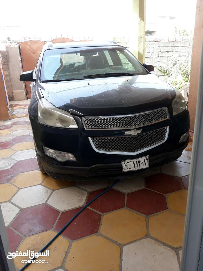 Chevrolet Traverse made in 2011 for sale