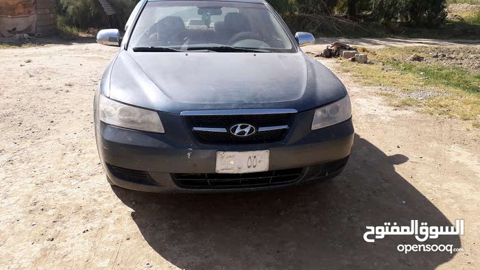 Gasoline Fuel/Power   Hyundai Sonata 2006