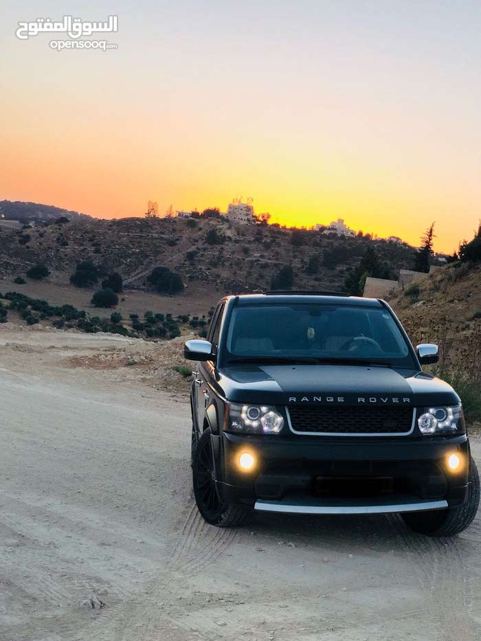 Automatic Land Rover Range Rover for sale
