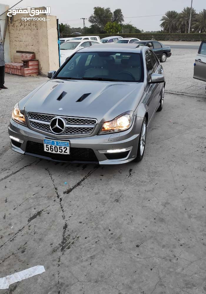 Grey Mercedes Benz C 250 2014 for sale