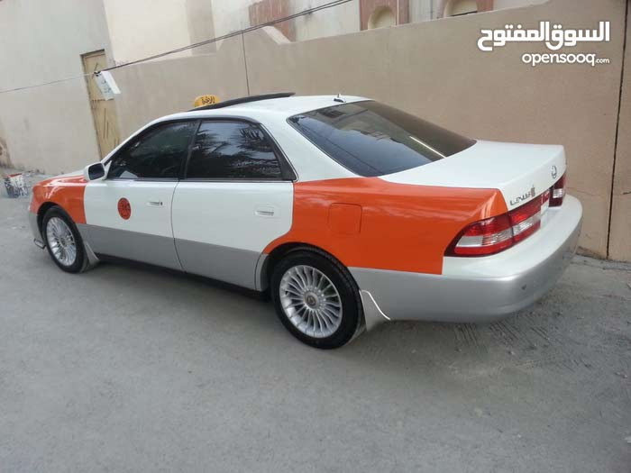Gasoline Fuel/Power   Lexus IS 1998